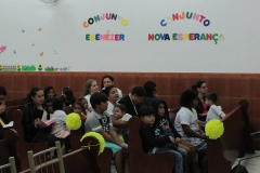 Conjunto Nova Esperança = Conjunto Ebenézer Com as Criança.