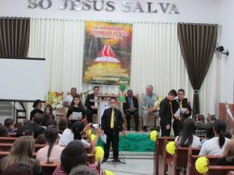 Ponte Alta - 50 anos da Congregação da Ponte Alta na Cidade de Aparecida